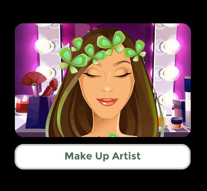 make up Artis Cressindo