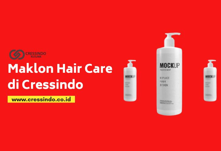 jasa maklon hair care